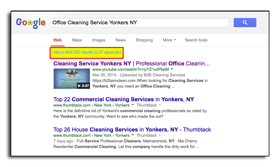 0ffice cleaning online video marketing video seo pro Online Video Marketing  gets businesses on the 1st page of Google