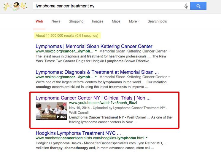 LymphomaCancerTreatmentScreen