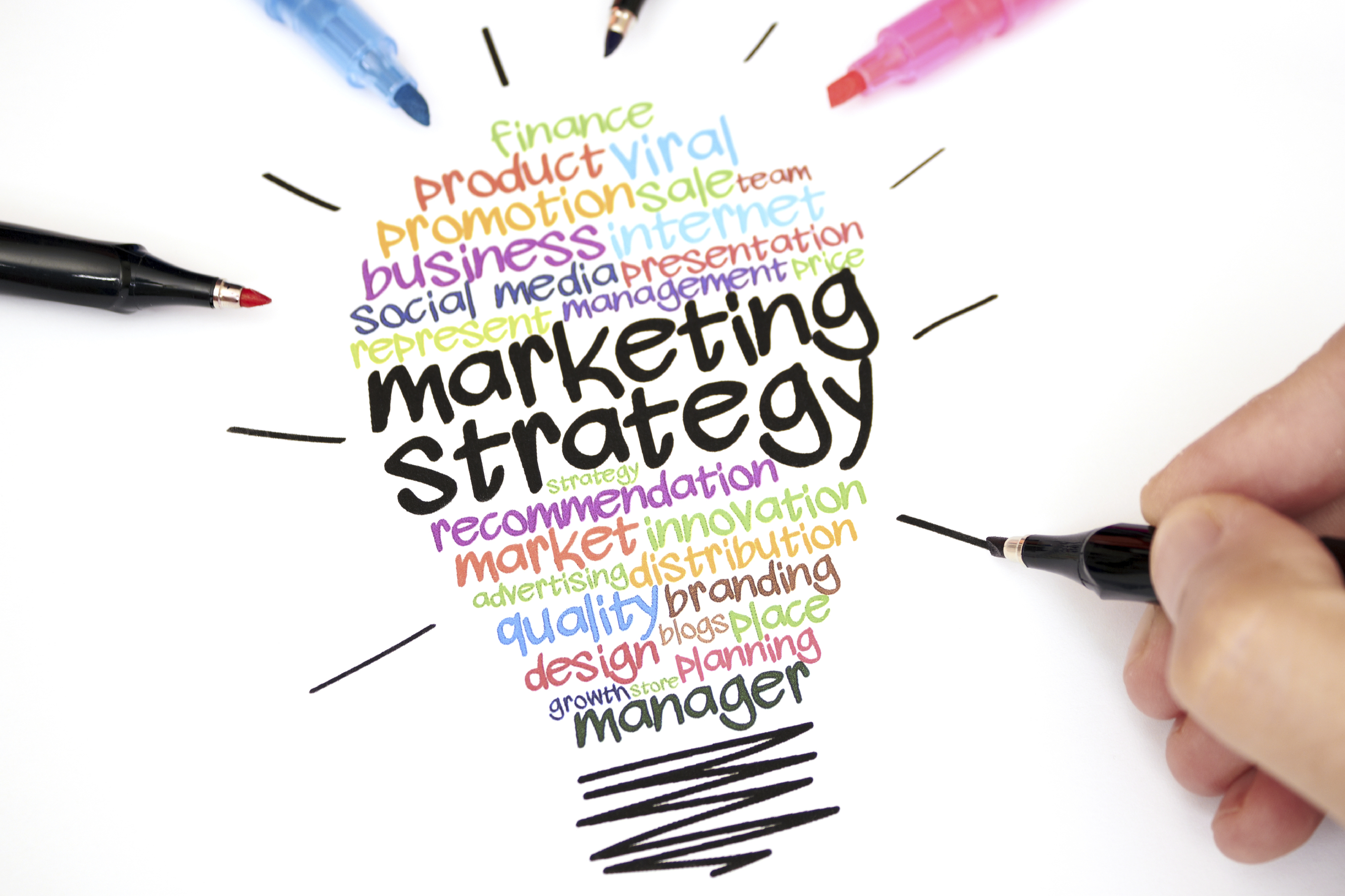Marketing expertise for your Company