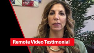 Client Remote Video Testimonial