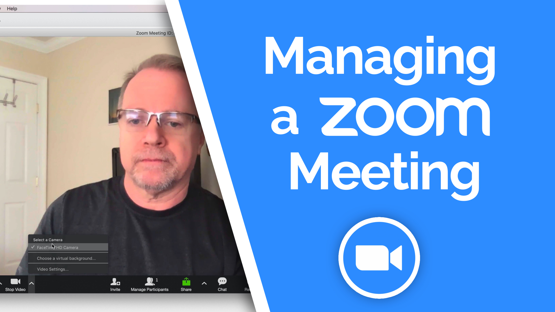How to Manage a Zoom Meeting Call